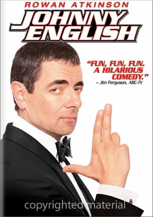 Johnny English (Fullscreen)