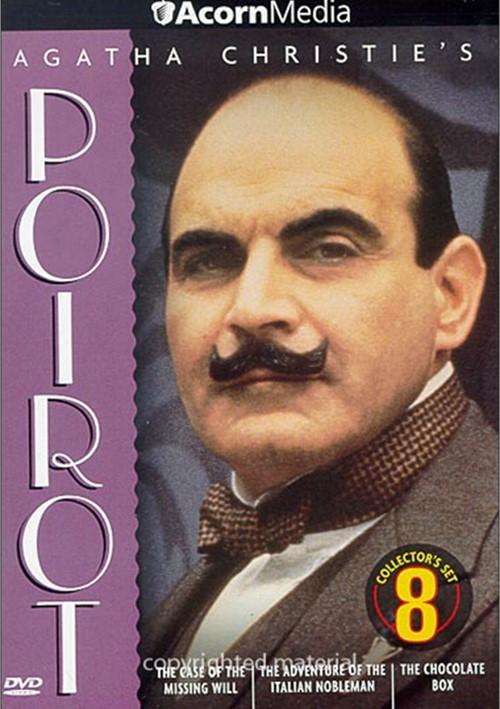 Agatha Christies Poirot: Collectors Set 8