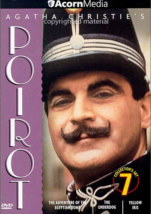 Agatha Christies Poirot: Collectors Set 7