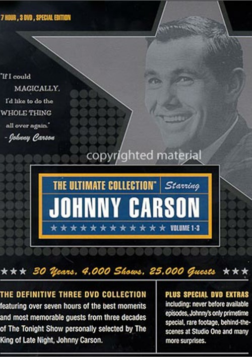 Ultimate Collection Starring Johnny Carson, The