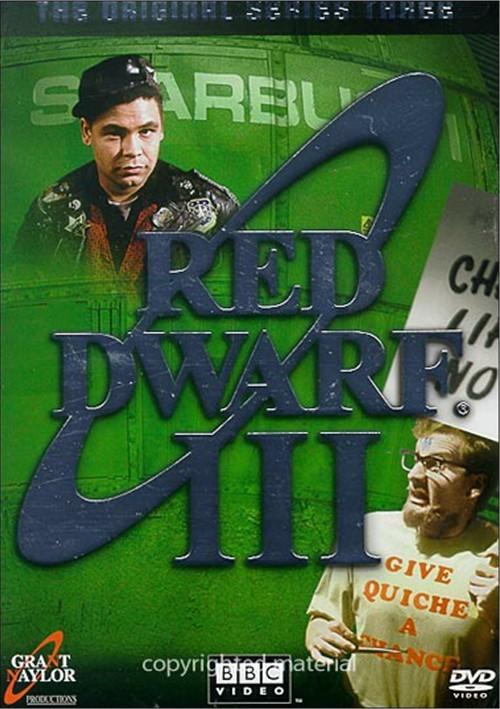 Red Dwarf: Series 3 & 4 (2 Pack)