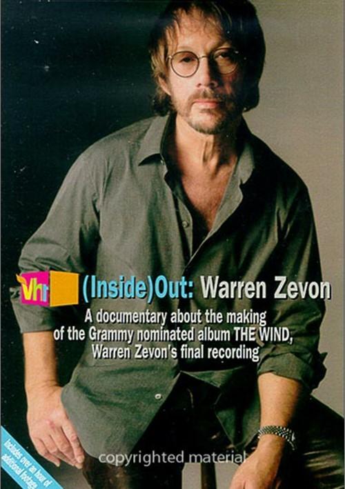 VH1 InsideOut: Warren Zevon - Keep Me In Your Heart
