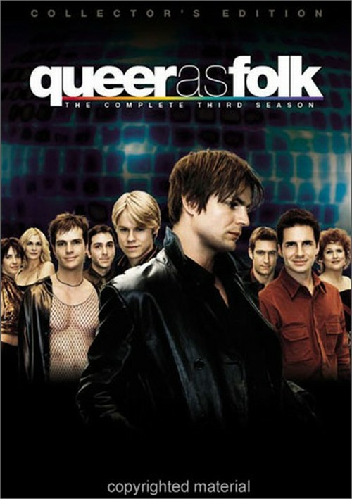 Queer As Folk: The Complete Third Season