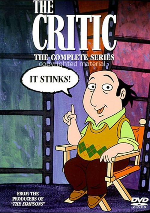 Critic, The: The Entire Series