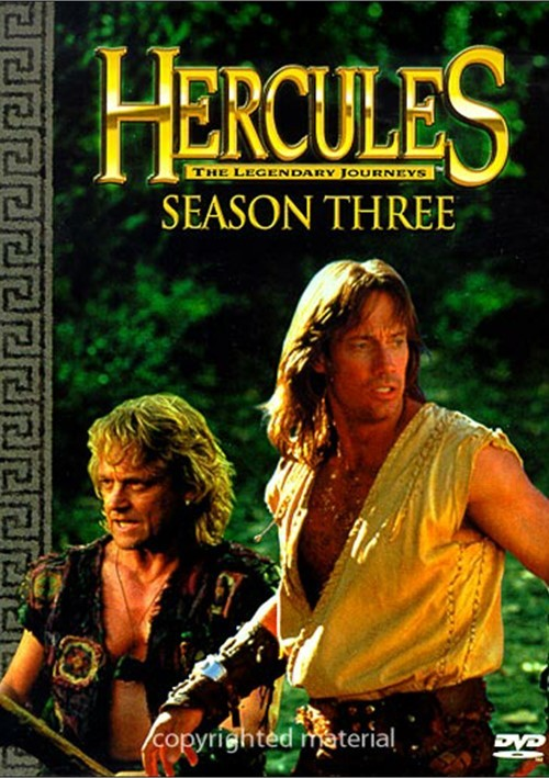 Hercules: The Legendary Journeys - Season Three