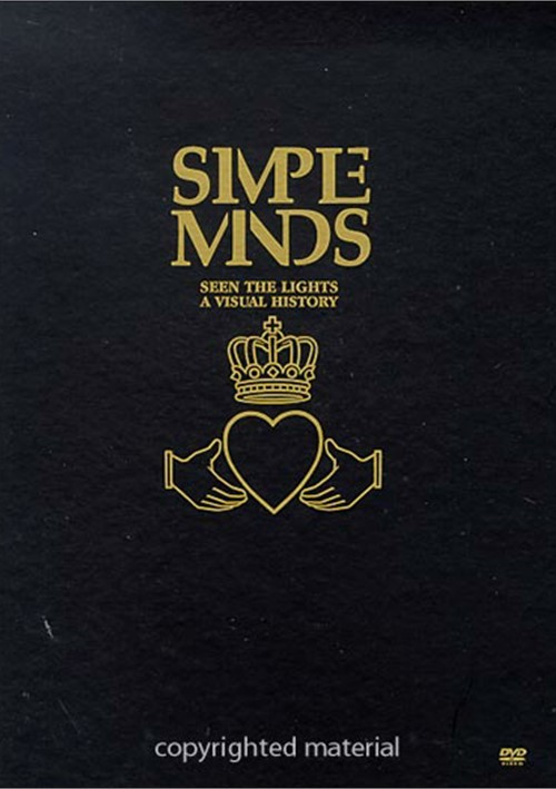 Simple Minds - Seen the Lights: A Visual History