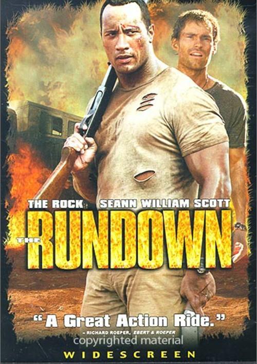 Rundown, The (Widescreen)