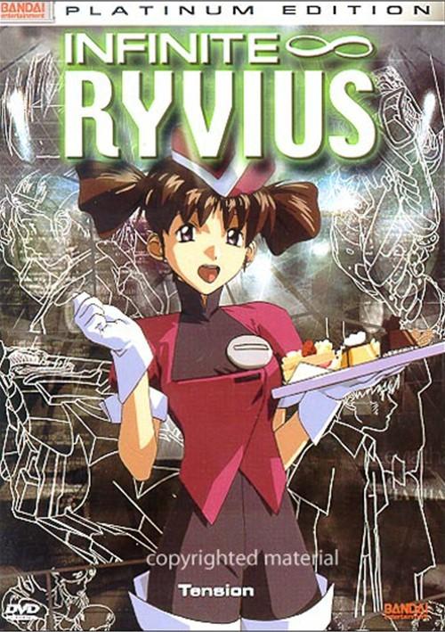 Infinite Ryvius: Volume 3 - Tension