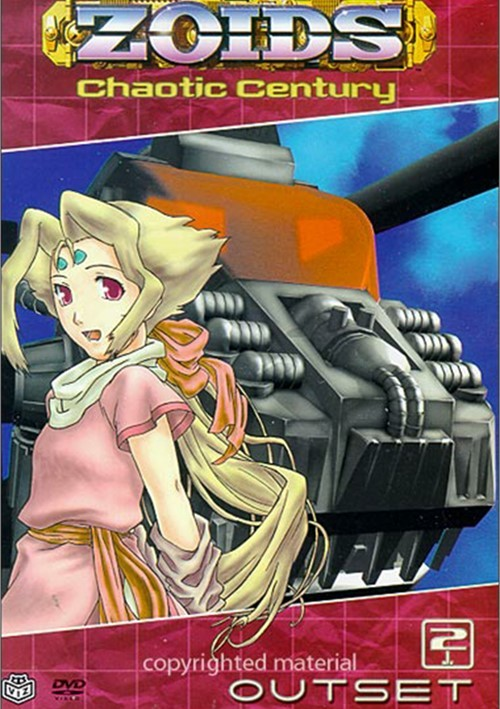 Zoids Chaotic Century: Outset - Vol. 2