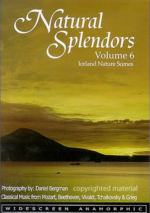 Natural Splendors #6: Iceland Nature Series