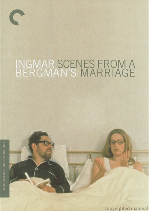Scenes From A Marriage: The Criterion Collection