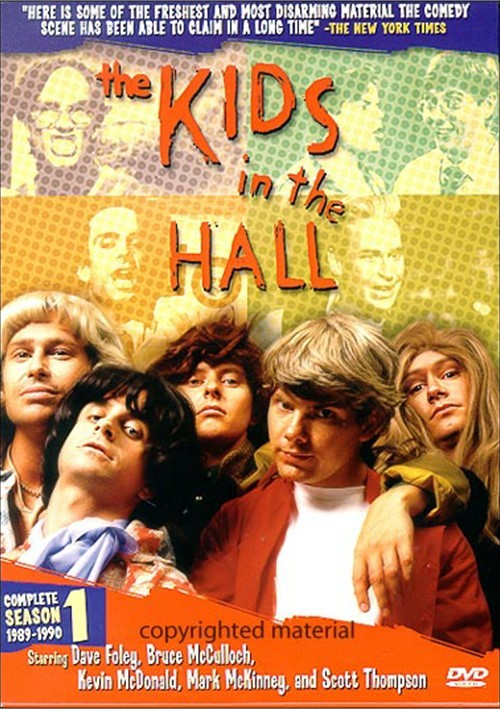 Kids In The Hall, The: Complete Season 1