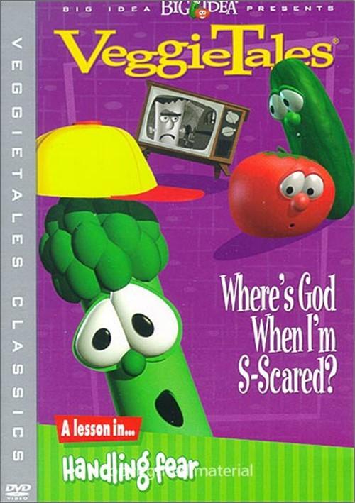 Veggie Tales: Wheres God When Im S-Scared