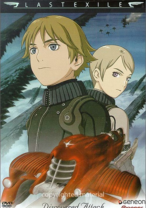 Last Exile: Volume 3 - Discovered Attack
