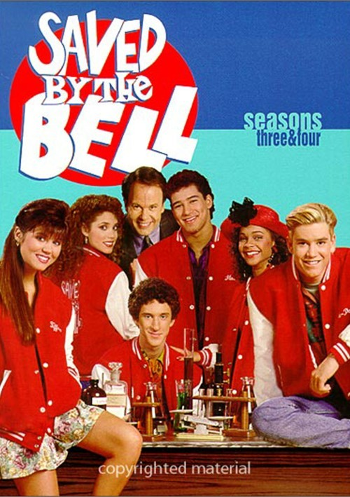 Saved By The Bell: Seasons Three & Four