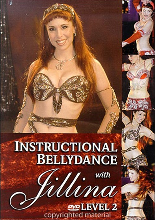Instructional Bellydance With Jillina: Level 2