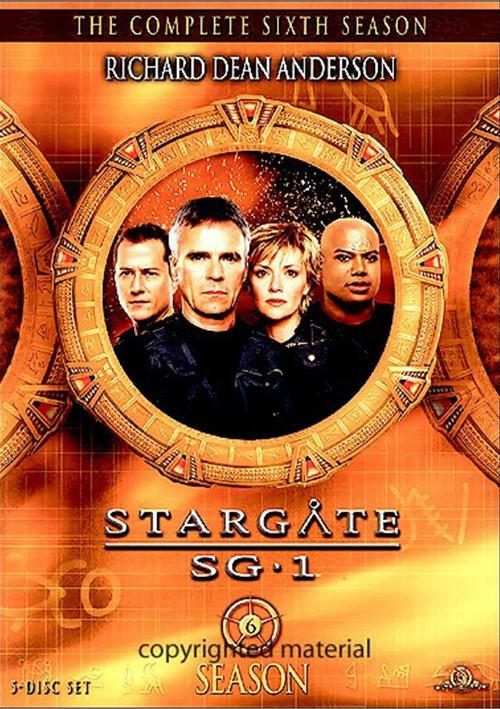Stargate SG-1: The Complete Sixth Season
