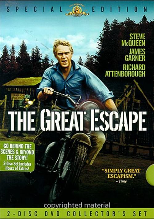 Great Escape, The: 2 Disc Collectors Edition