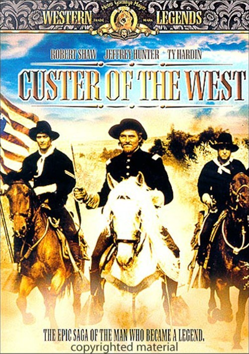 Custer Of The West (MGM)
