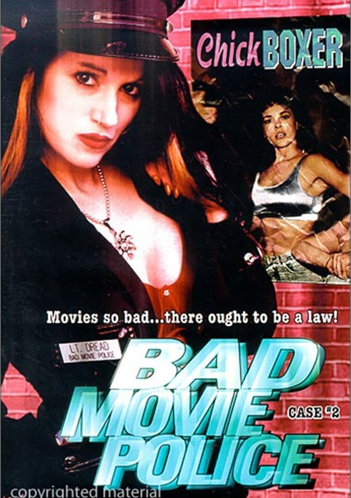 Bad Movie Police: Case 2 - Chickboxer