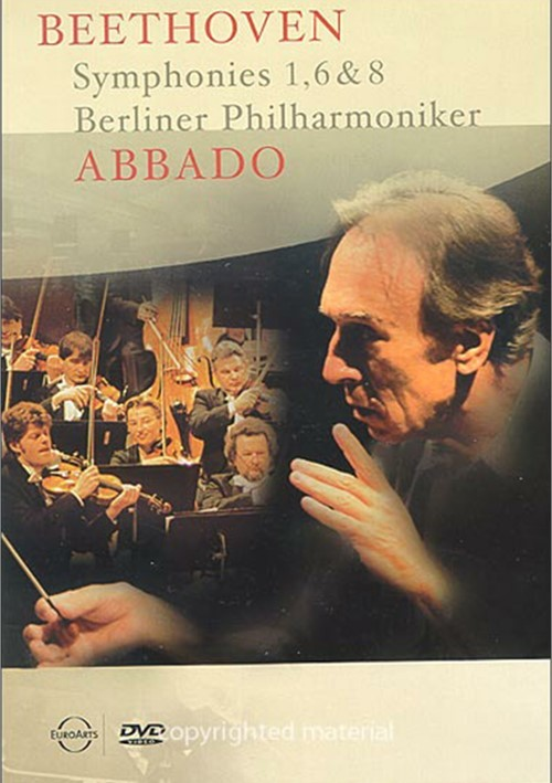 Abbado Beethoven Series, The: Symphonies Nos. 1, 6 & 8