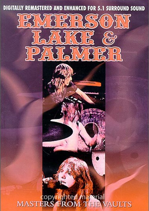 Emerson Lake & Palmer: Masters From The Vaults