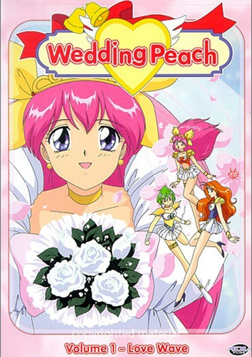 Wedding Peach: Volume 1 - Love Wave