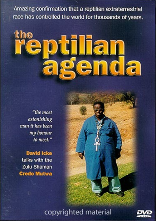 David Icke: Reptilian Agenda