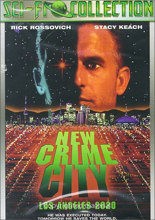 New Crime City: Los Angeles 2020