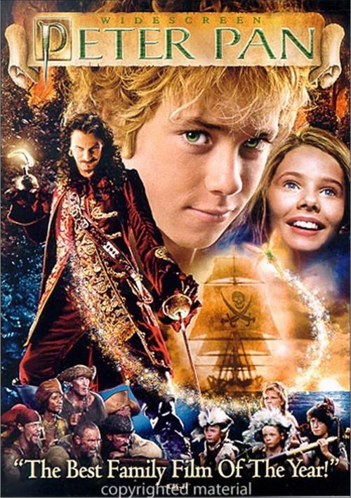 Peter Pan (Widescreen)