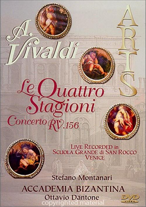 Antonio Vivaldi: Le Quattro Stagioni - Concerto RV 156