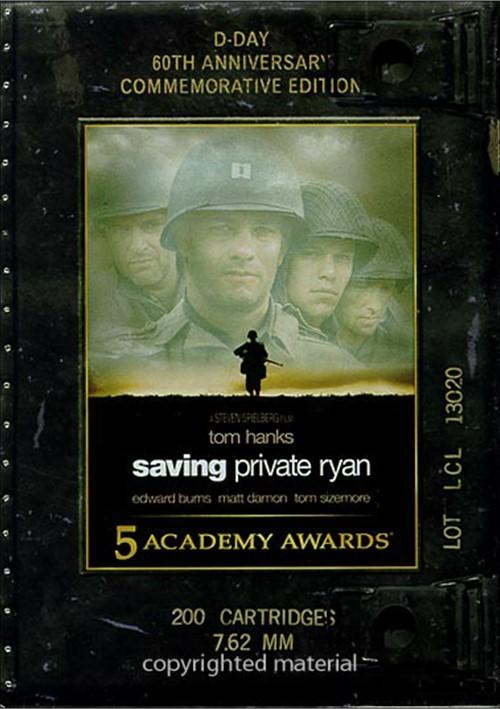 Saving Private Ryan D-Day 60th Anniversary Commemorative Edition