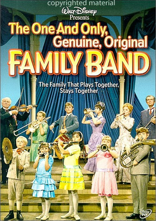 One And Only, Genuine, Original Family Band, The
