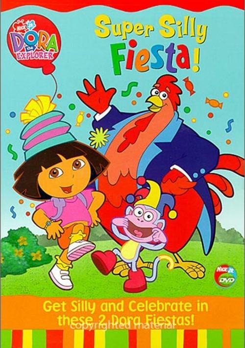 Dora The Explorer: Super Silly Fiesta!