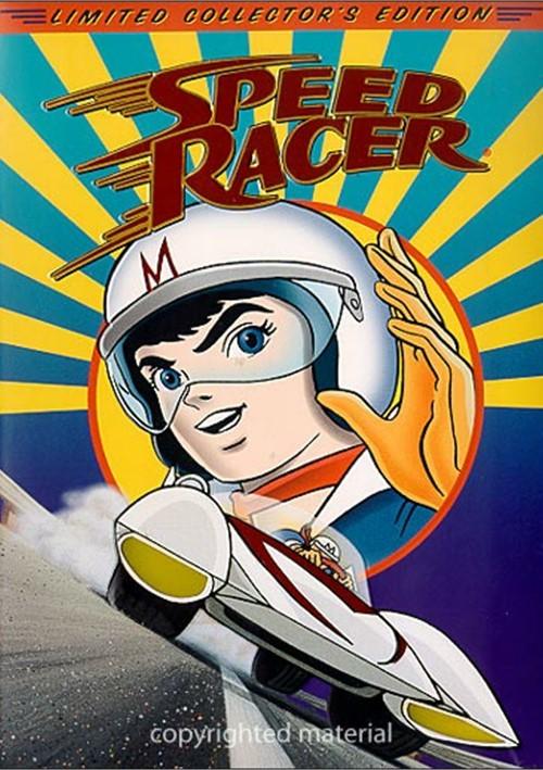 Speed Racer: Volume 2