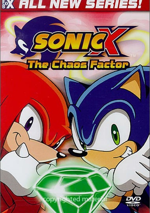 Sonic X: Volume 2 - The Chaos Factor