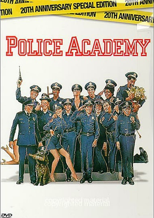 Police Academy: 20th Anniversary Special Edition/National