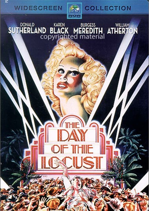 Day Of The Locust, The