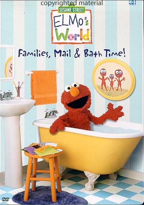 Elmos World: Families, Mail & Bath Time!