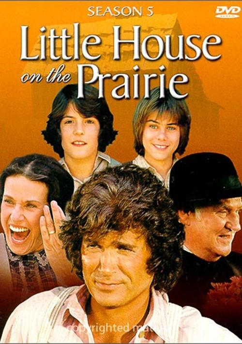 Little House On The Prairie: Season 5