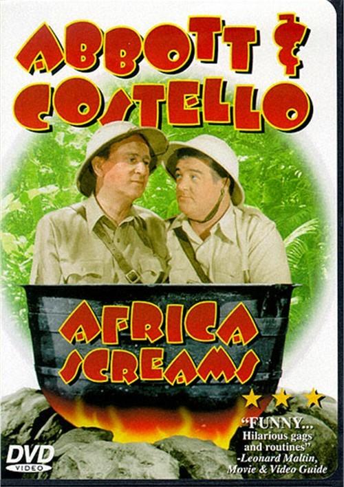 Abbott & Costello: Africa Screams (Sterling)