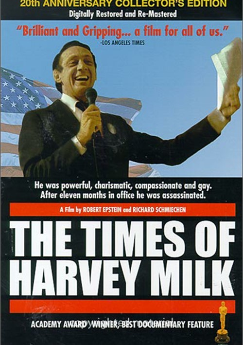 Times Of Harvey Milk, The: 20th Anniversary Collectors Edition