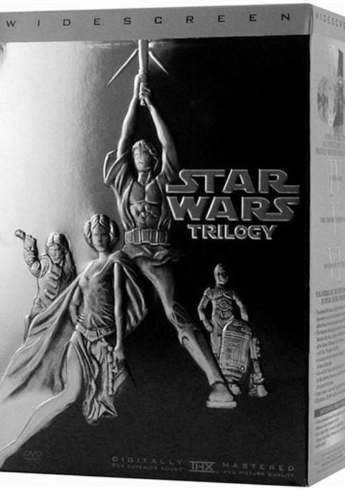 Star Wars Trilogy (Widescreen)