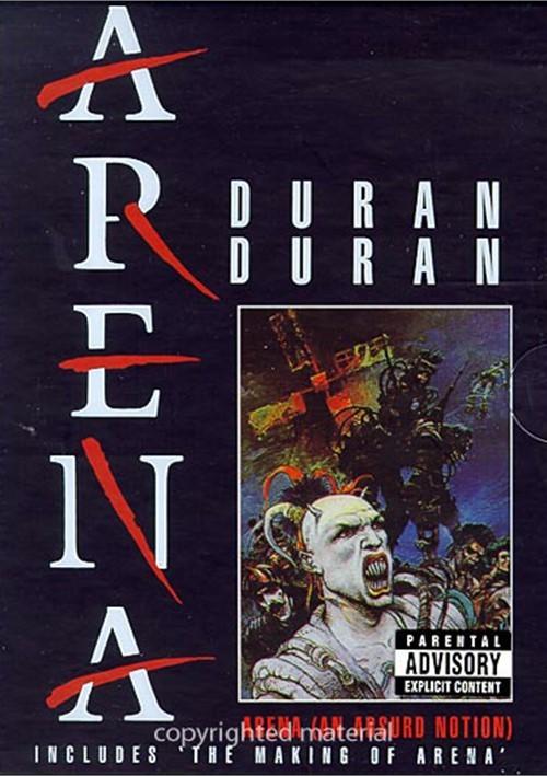 Duran Duran: The Movie/Making Of Arena