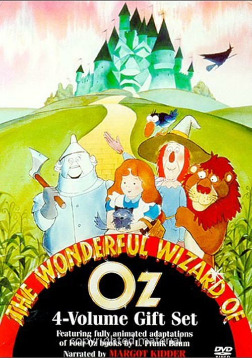 Wizard Of Oz Animation Collection, The