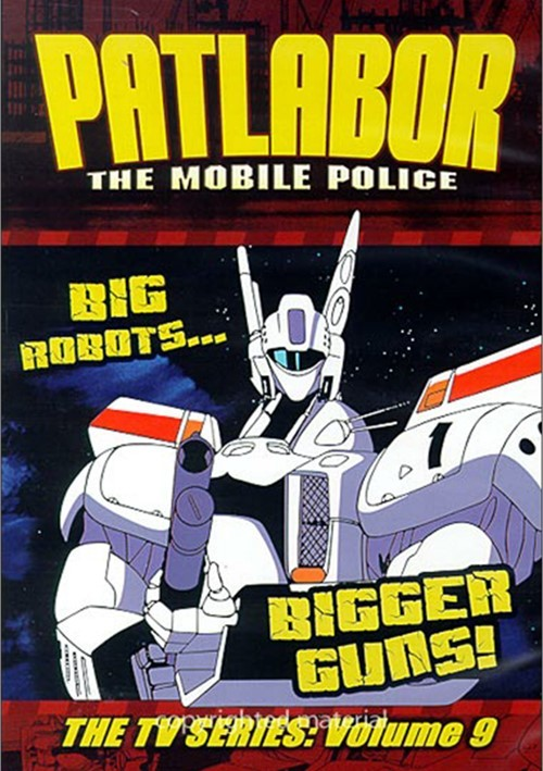 Patlabor: The Mobile Police - The TV Series: Vol. 9