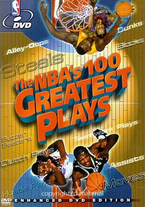 NBAs 100 Greatest Plays
