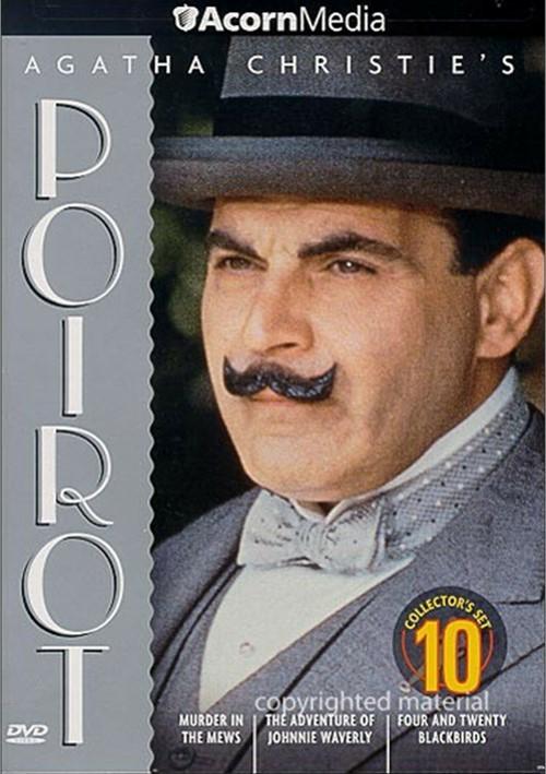 Agatha Christies Poirot: Collectors Set 10