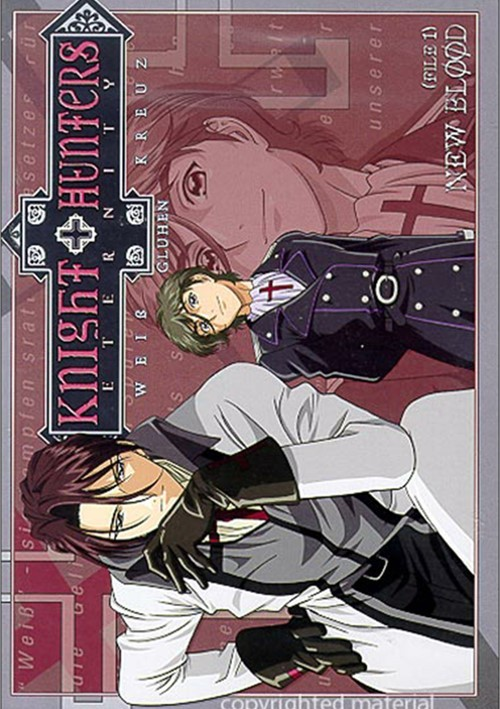 Knight Hunters Eternity: New Blood - Volume 1