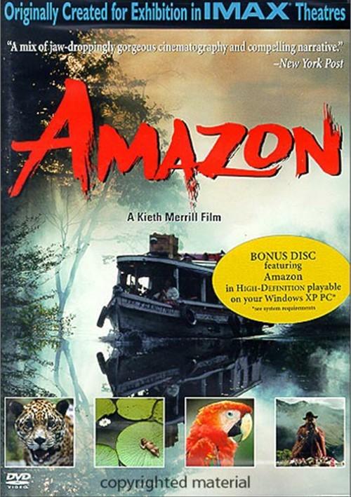 IMAX: Amazon